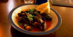 Mussels - La Storia - Nottingham