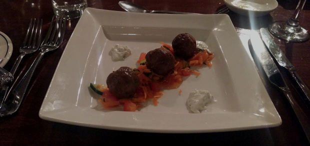 Lamb Koftas - Adams - Nottingham