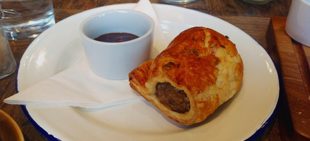 Sausage Roll - The Bakehouse - Nottingham (Sherwood)
