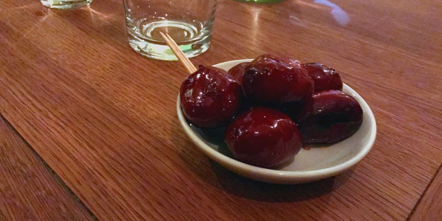 Chorizo with Honey and Sherry Glaze - The Frustrated Chef - Nottingham (Beeston)