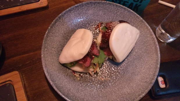Steak Bao - Son of Steak - Nottingham