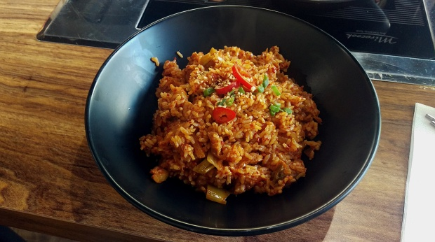 Bokkeum-Bap - Korea House - Nottingham (Beeston)