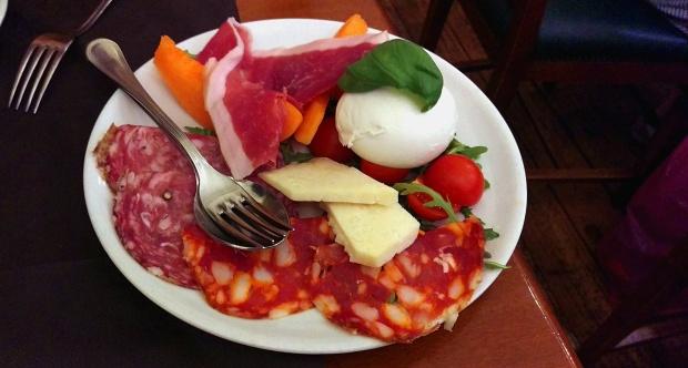 Antipasti - Vito's - Rome