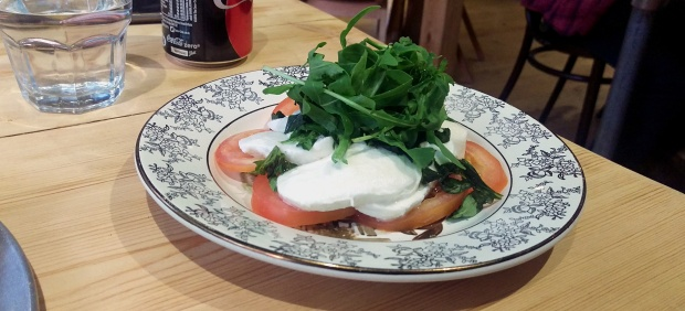Caprese - Neighbourhood - Nottingham