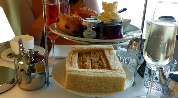 Afternoon Tea - The Footman's Rest - Nottingham