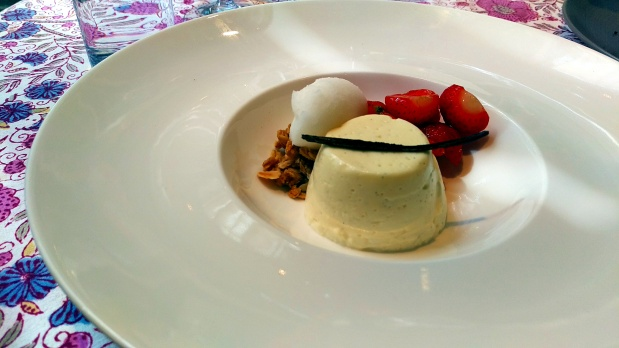 Panna Cotta - Lanager Hall - Nottinghamshire