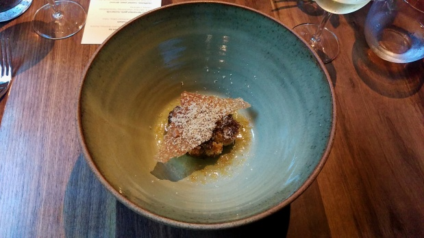 Cauliflower, Yeast, Almond - Alchemilla - Nottingham