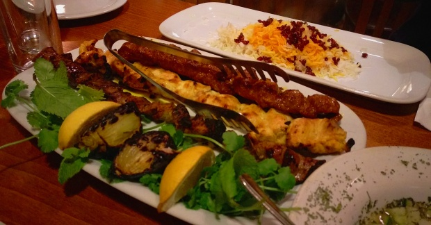 Mix Kebabs - Debsh - Nottingham