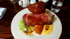 Roast Beef - The Ruddington Arms - Nottingham (Ruddington)