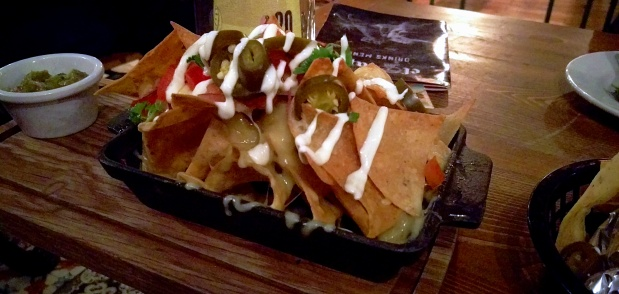 Nachos with pork shoulder - El Capo - Nottingham