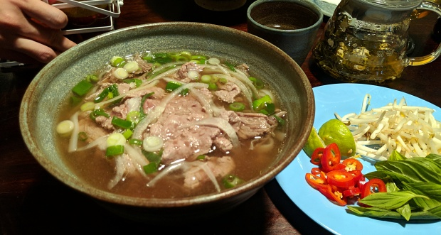 Pho - Cafe Coco Tang - Nottingham