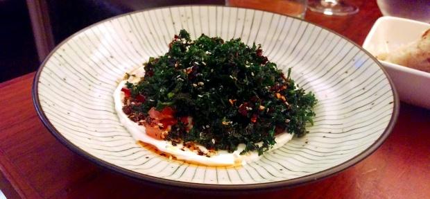 Seaweed, Chilli, Yoghurt - Iberico - Nottingham