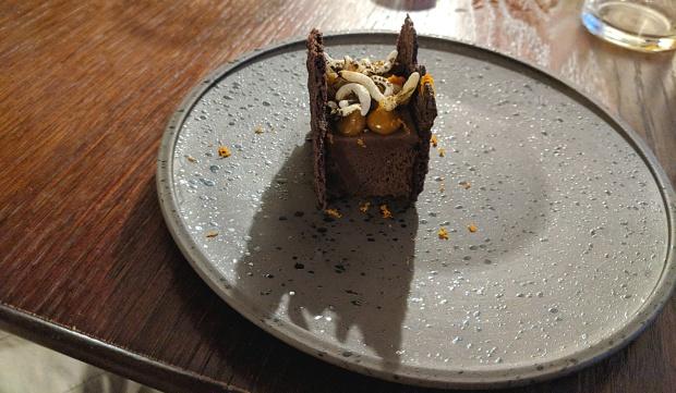 Chocolate & Sea Buckthorn - The Black Bull - Blidworth