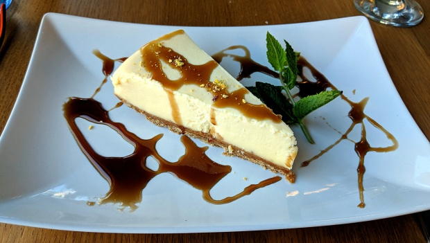Cheesecake - Pistachio - Nottingham