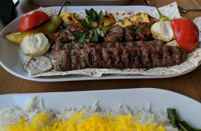 Mixed BBQ Grill for 2 - Pistachio - Nottingham