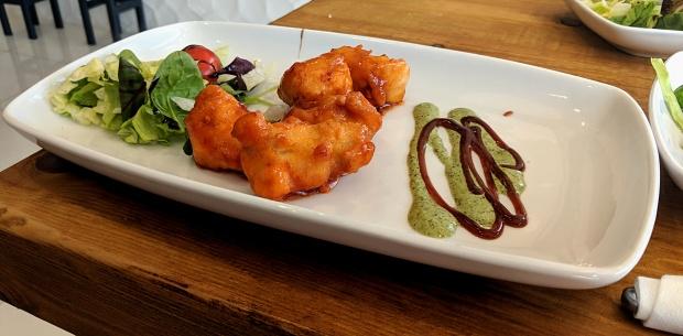 Chilli Chicken - Rikshaw - Nottingham