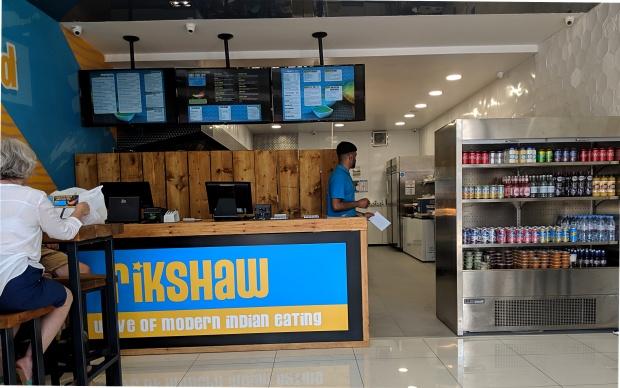 Rikshaw - Indian Street Food - Nottingham
