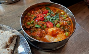 Aunty Geeta's Prawn Curry - Mowgli - Nottingham