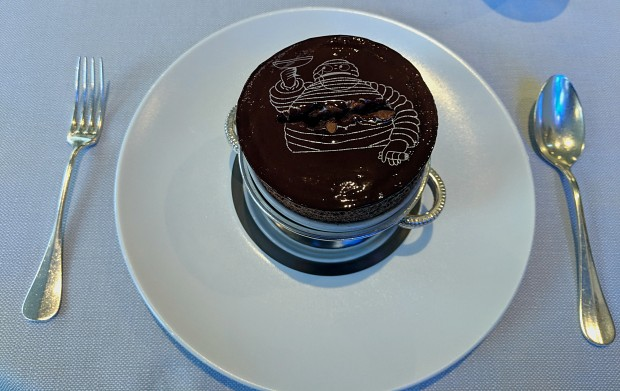 Black Forest Souffle - Bibendum - London