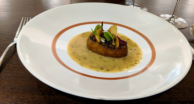 Potato with Dulse Beurre Blanc - Core - London