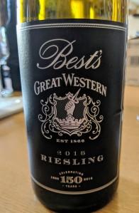Great Western - Australian Riesling