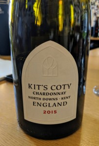 Kit's Coty - English Chardonnay