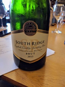 South Ridge - English Sparkling Wine